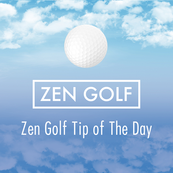 Zen Golf Tip of the Day, Hörbuch, Digital, 1, 0min