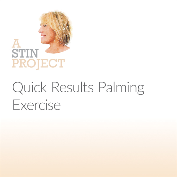 Quick Results Palming Exercise , Hörbuch, Digit...