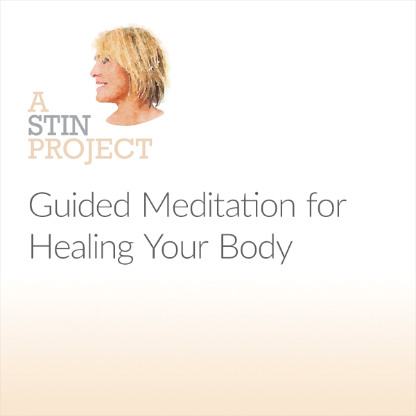 Guided Meditation for Healing Your Body , Hörbu...