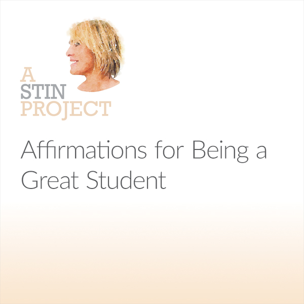 Affirmations for Being a Great Student , Hörbuc...
