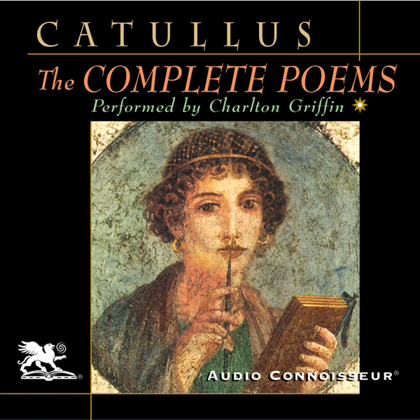 Catullus: The Complete Poems , Hörbuch, Digital, 1, 183min