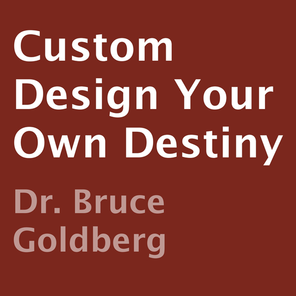 Custom Design Your Own Destiny , Hörbuch, Digit...