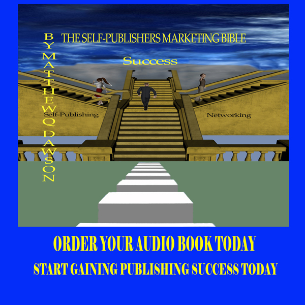 The Self Publisher´s Marketing Bible: A Step by Step Guide to Marketing Success , Hörbuch, Digital, 1, 111min