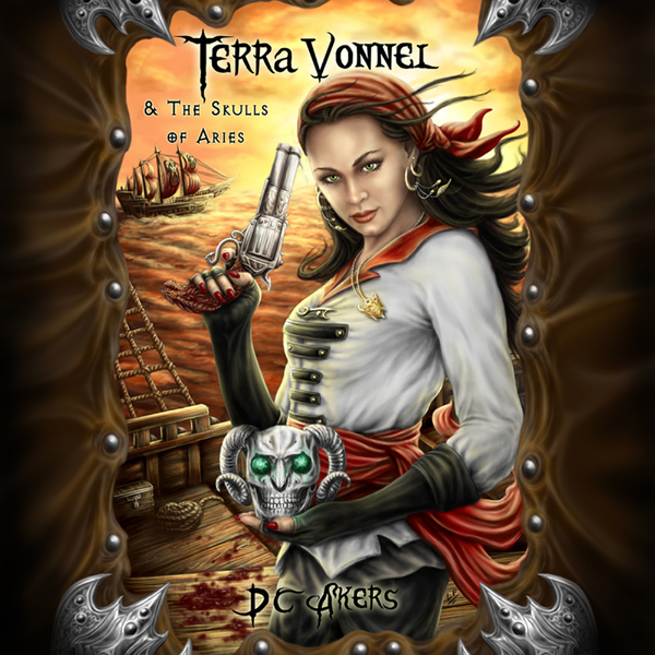 Terra Vonnel and The Skulls of Aries , Hörbuch,...