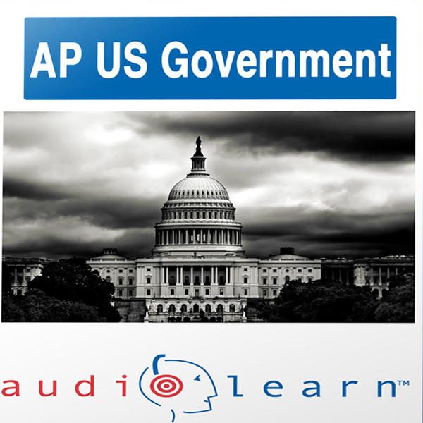 AP US Government Test AudioLearn Study Guide: A...