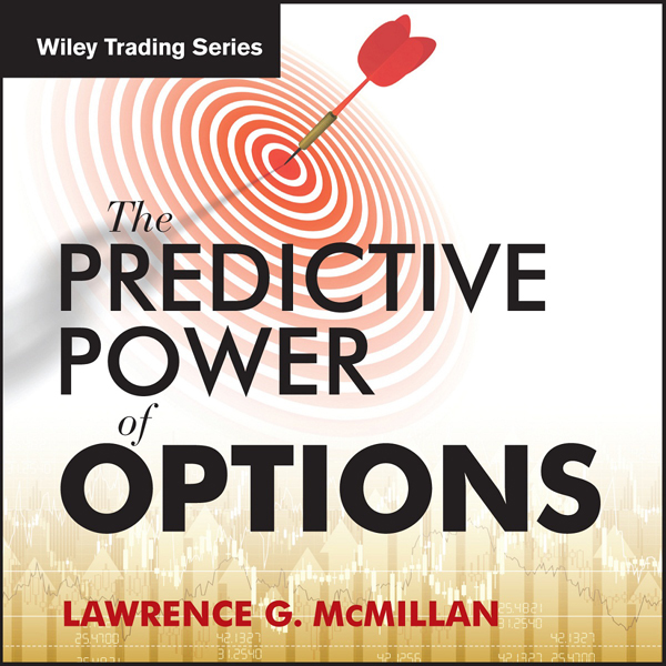 ´The Predictive Power of Options´ with Larry Mc...