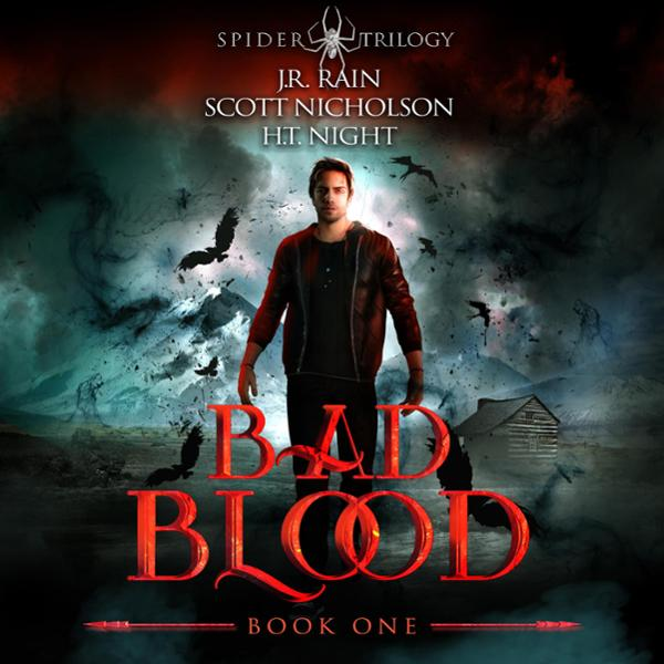 Bad Blood: A Vampire Thriller (The Spider Trilogy Book 1) , Hörbuch, Digital, 1, 207min