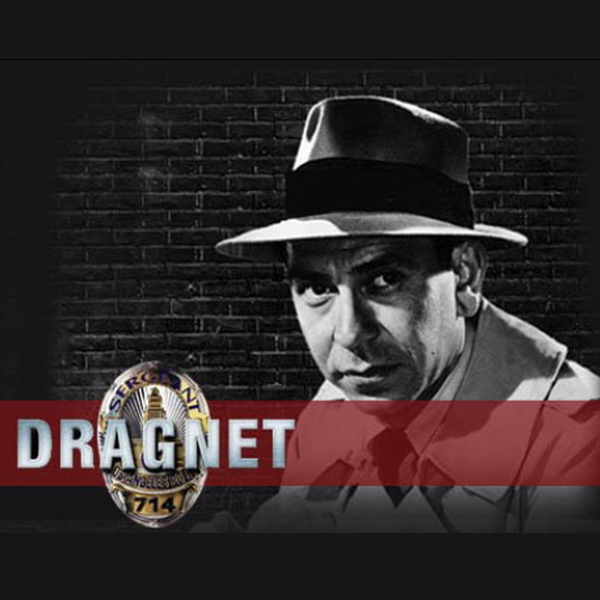 Vorschaubild von Dragnet: Old Time Radio - 380 Episodes, Hörbuch, Digital, 8274min