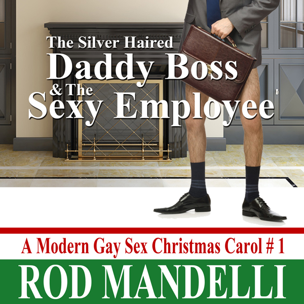 The Silver Haired Daddy Boss & The Sexy Employe...