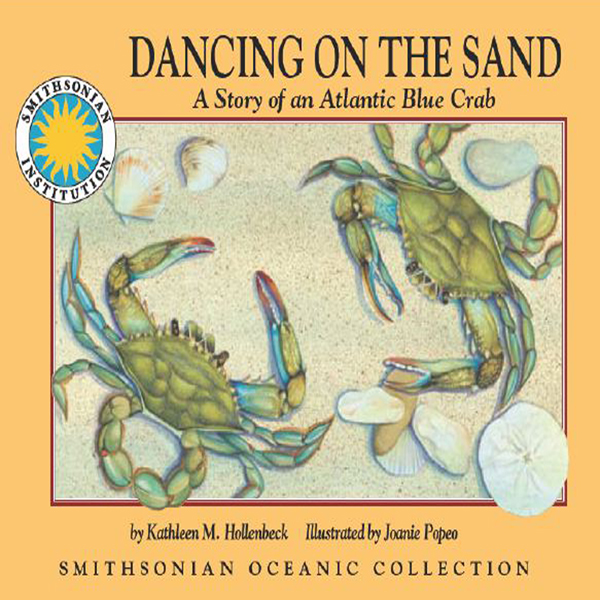 Dancing on the Sand: A Story of an Atlantic Blue Crab: A Smithsonian Oceanic Collection Book , Hörbuch, Digital, 1, 10min