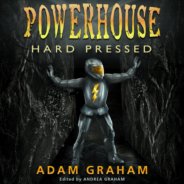 Powerhouse: Hard Pressed: Adventures of Powerho...