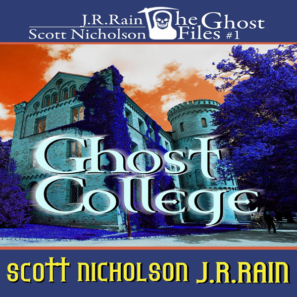 Ghost College: Ghost Files, Book 1 , Hörbuch, Digital, 1, 133min