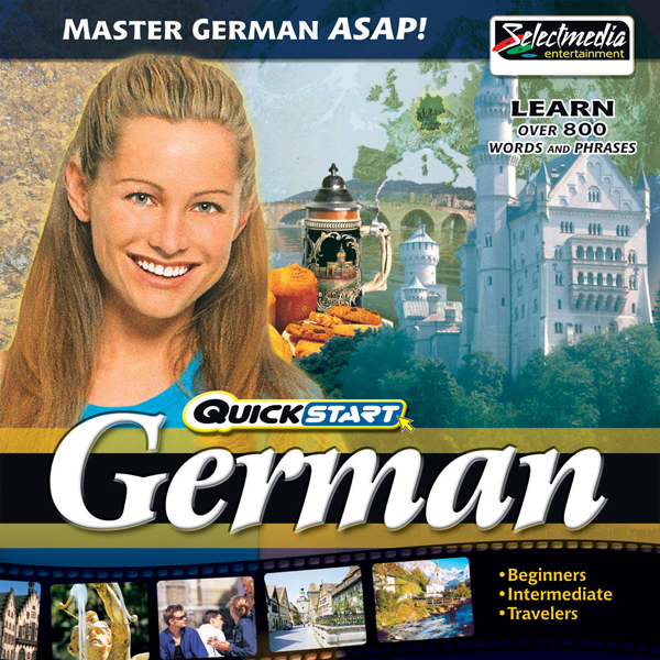 Quickstart German, Hörbuch, Digital, 1, 140min