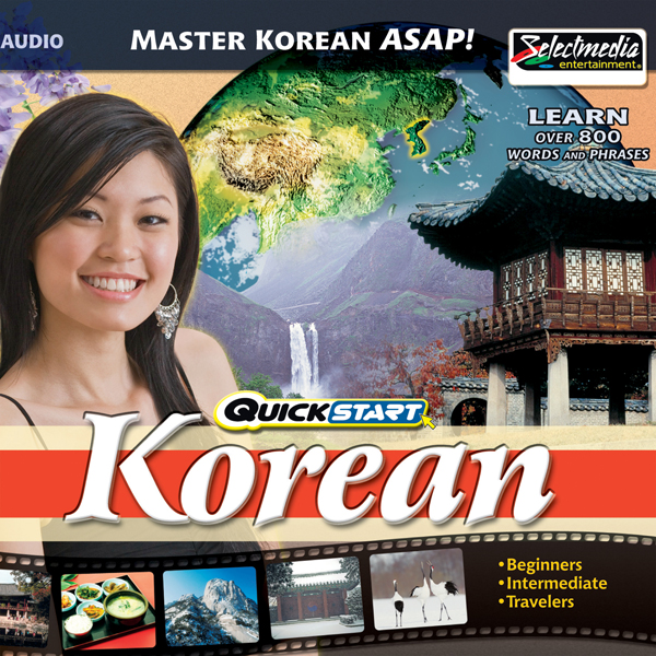 Quickstart Korean, Hörbuch, Digital, 1, 153min