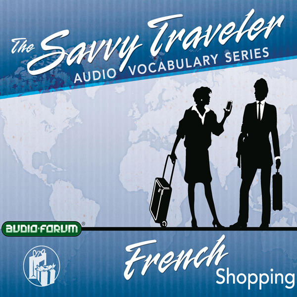 Savvy Traveler French Shopping, Hörbuch, Digita...