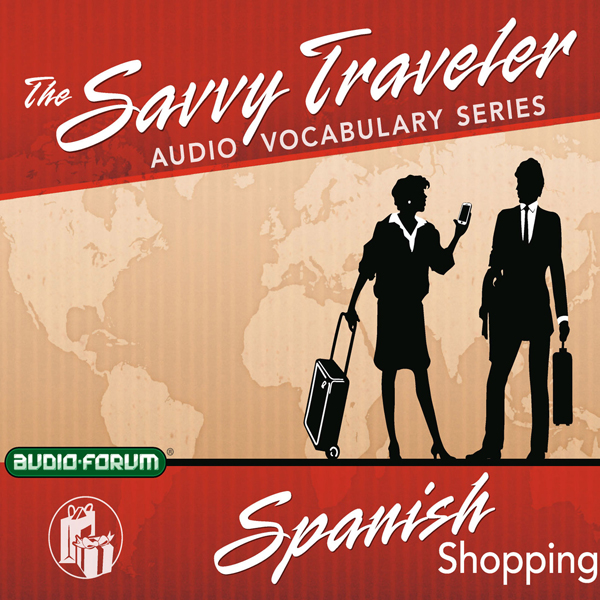 Savvy Traveler Spanish Shopping , Hörbuch, Digi...