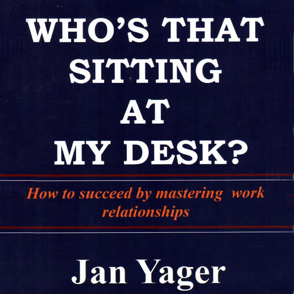 Who´s That Sitting at My Desk? , Hörbuch, Digit...