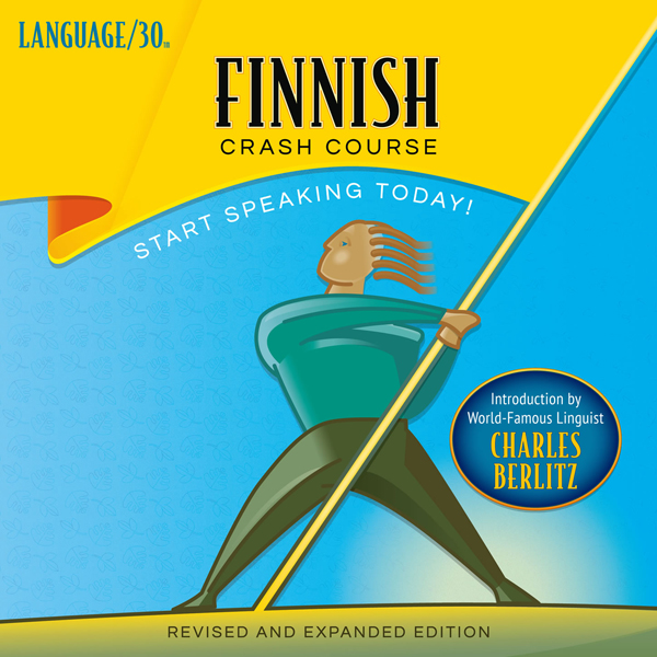 Finnish Crash Course by LANGUAGE/30 , Hörbuch, ...