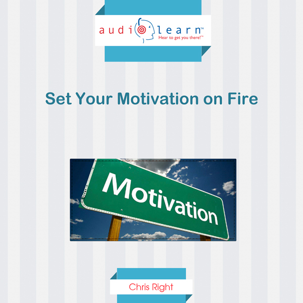 Set Your Motivation on Fire , Hörbuch, Digital,...