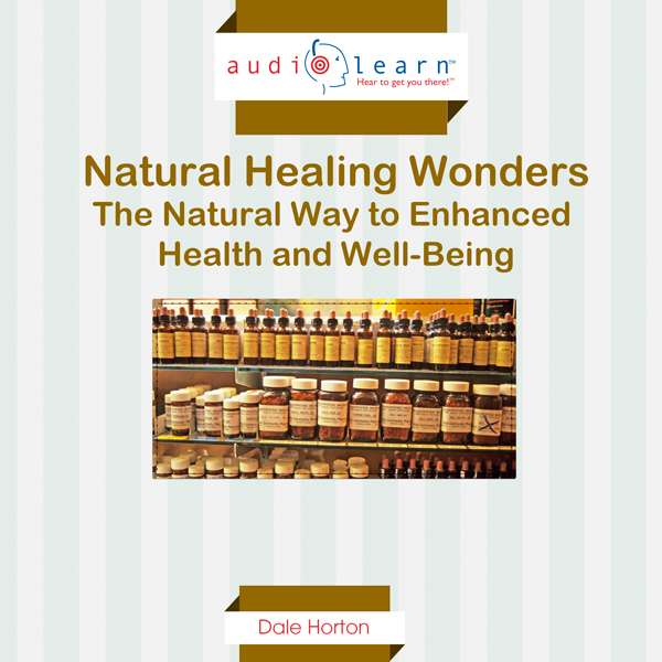 Natural Healing Wonders: The Natural Way to Enhanced Health and Well-Being , Hörbuch, Digital, 1, 108min