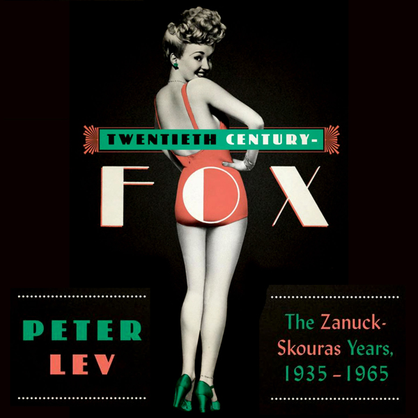 Twentieth Century-Fox: The Zanuck-Skouras Years, 1935-1965 , Hörbuch, Digital, 1, 768min