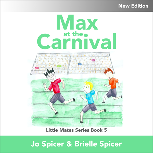 Max at the Carnival: Little Mates, Book 5 , Hör...