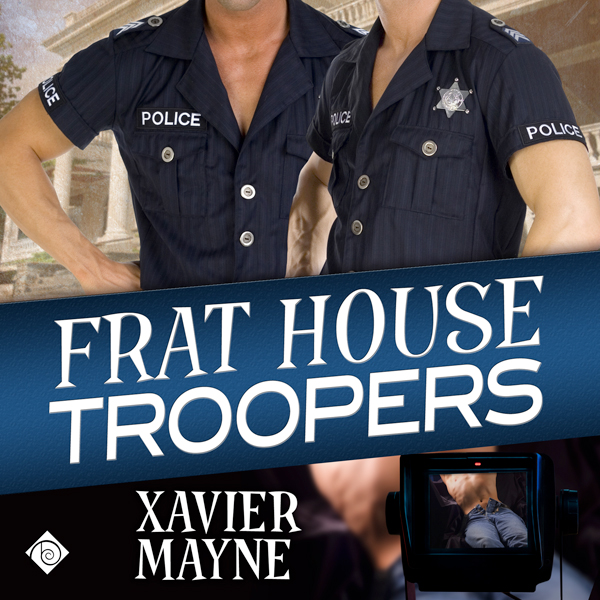 Frat House Troopers , Hörbuch, Digital, ungekür...