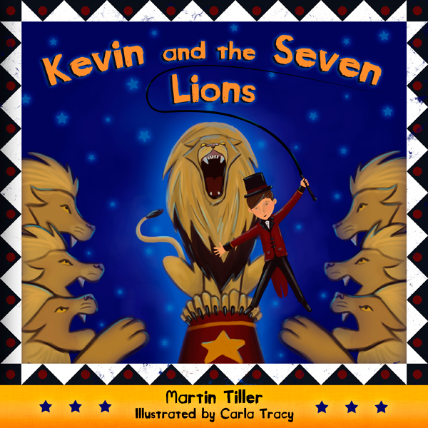 Kevin and the Seven Lions: Kevin´s Books , Hörbuch, Digital, 1, 12min