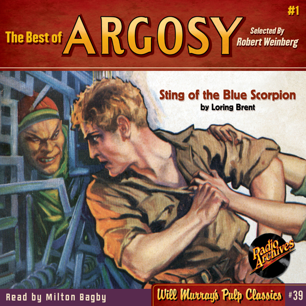 The Best of Argosy #1 - Sting of the Blue Scorp...