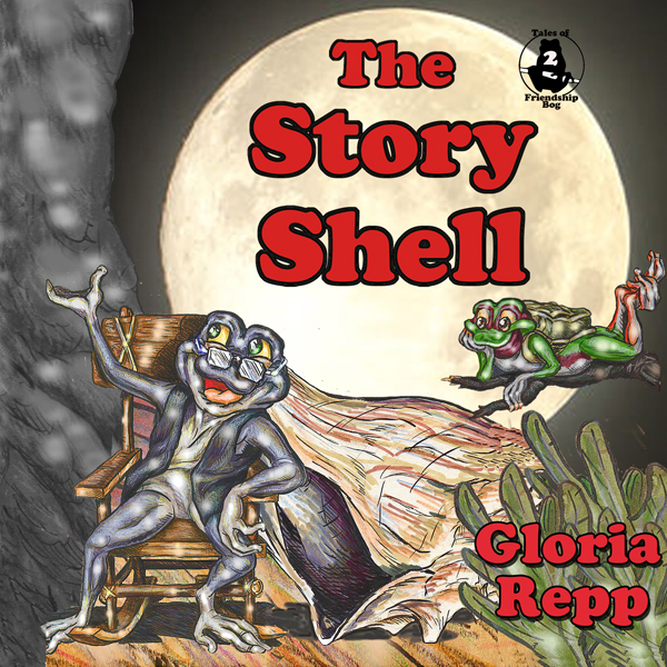 The Story Shell: A Tale of Friendship Bog , Hör...