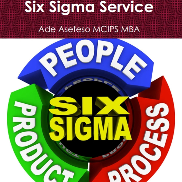 Six Sigma Service, Volume 1 , Hörbuch, Digital,...