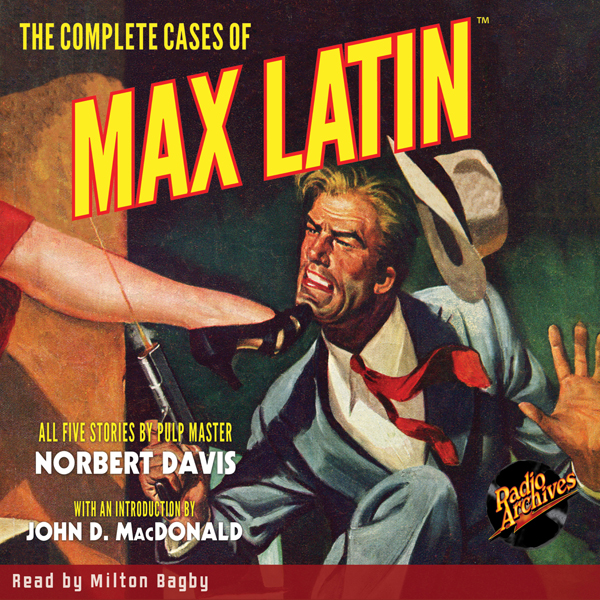 The Complete Cases of Max Latin , Hörbuch, Digi...