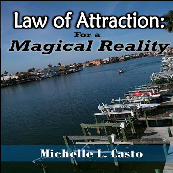 Law of Attraction: For a Magical Reality , Hörb...