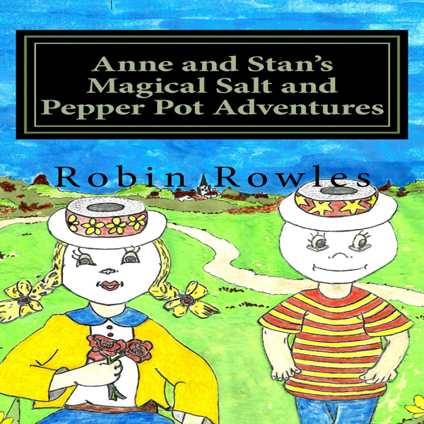 Anne and Stan´s Magical Salt and Pepper Pot Adv...