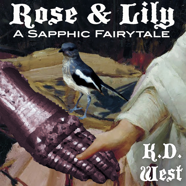 Rose & Lily: Sapphic Fairytales, Book 2 , Hörbu...