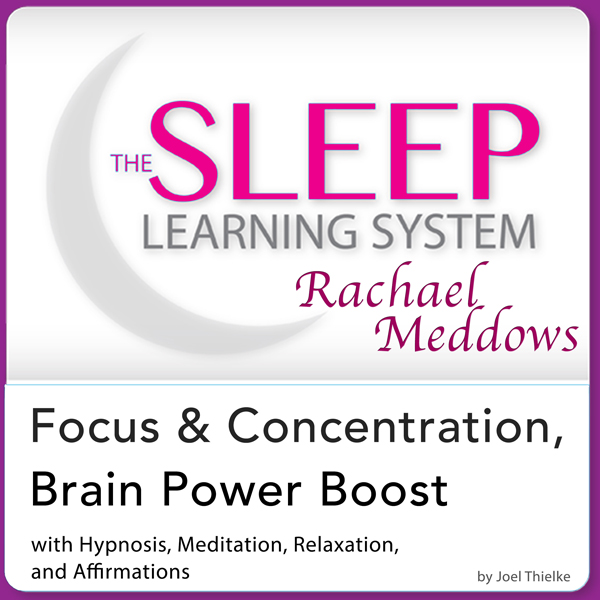Focus and Concentration, Brain Power Boost: Hyp...