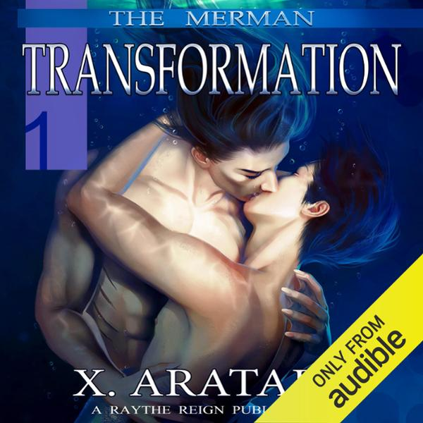 Transformation: The Merman, Book 1 , Hörbuch, D...
