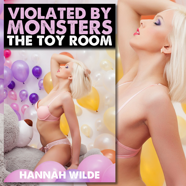 Violated by Monsters: The Toy Room , Hörbuch, D...