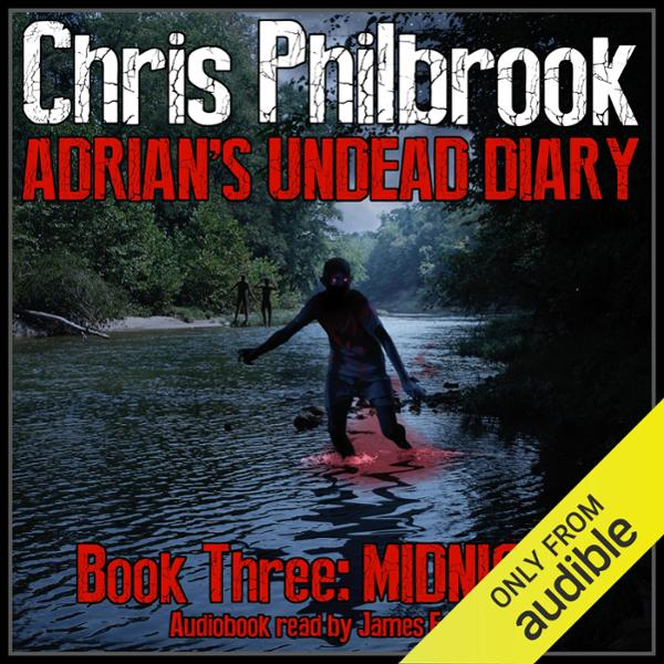 Midnight: Adrian´s Undead Diary, Book 3 , Hörbu...