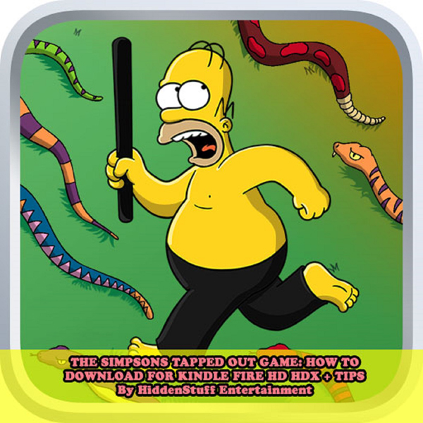 The Simpsons Tapped Out Game: How to Download F...