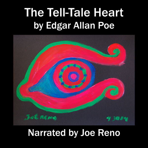 The Tell-Tale Heart , Hörbuch, Digital, 1, 17min