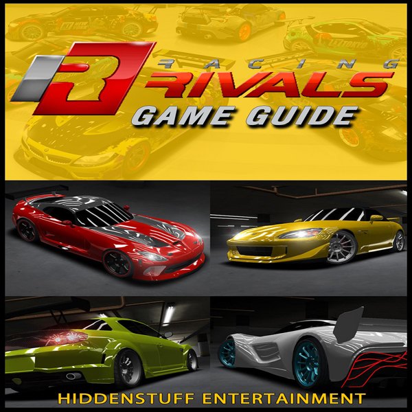 Racing Rivals Game Guide , Hörbuch, Digital, 1,...