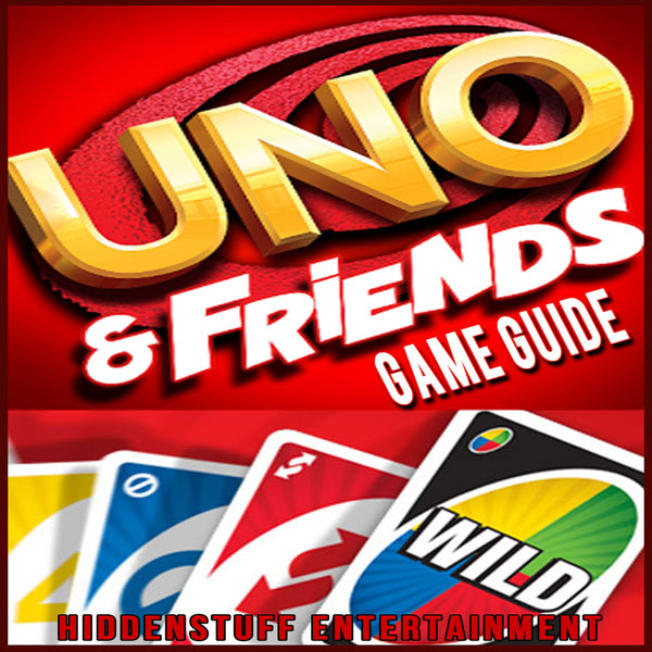Uno & Friends Game Guide , Hörbuch, Digital, 1,...