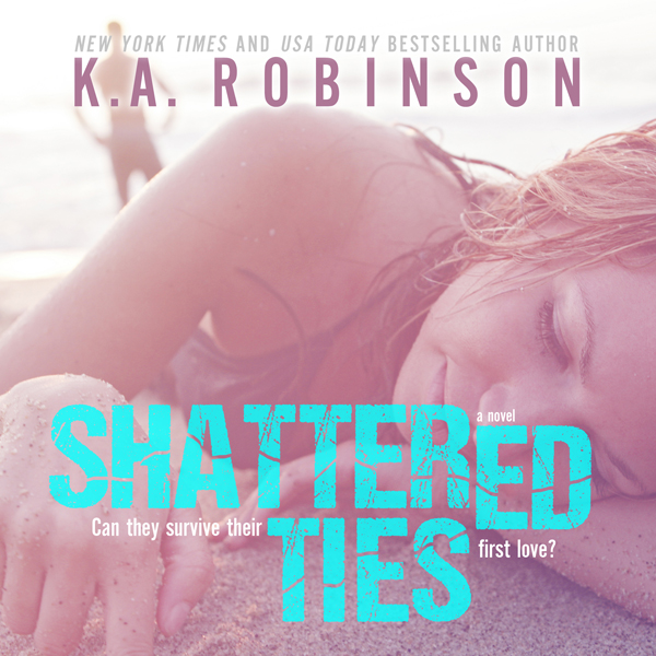 Shattered Ties: The Ties Series, Book 1 , Hörbu...