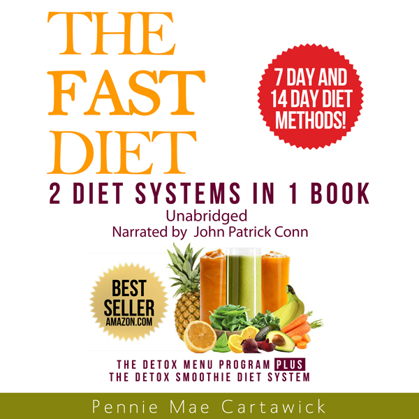 The Fast Diet: 2 Diet Systems in 1 Book , Hörbu...