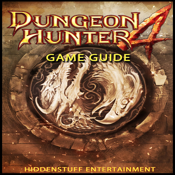 Dungeon Hunter 4 Game Guide , Hörbuch, Digital,...