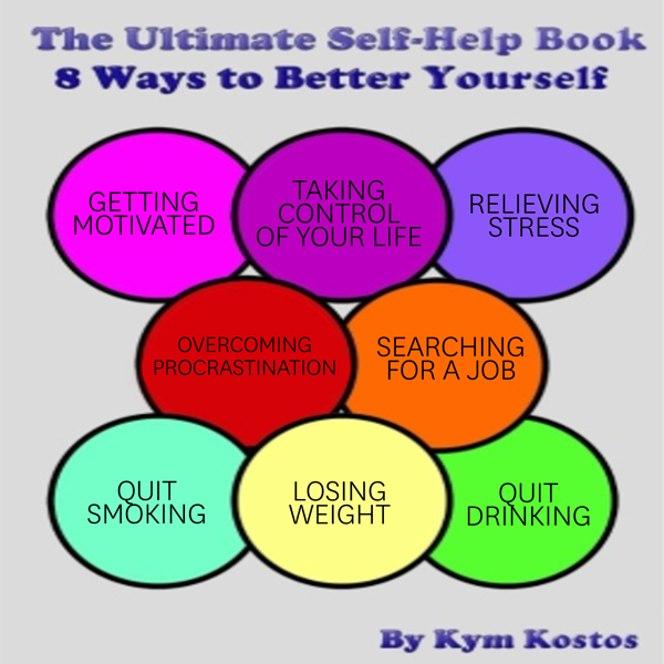 The Ultimate Self-Help Book 8 Ways to Better Yo...