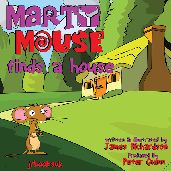 Marty Mouse Finds a House , Hörbuch, Digital, 1...