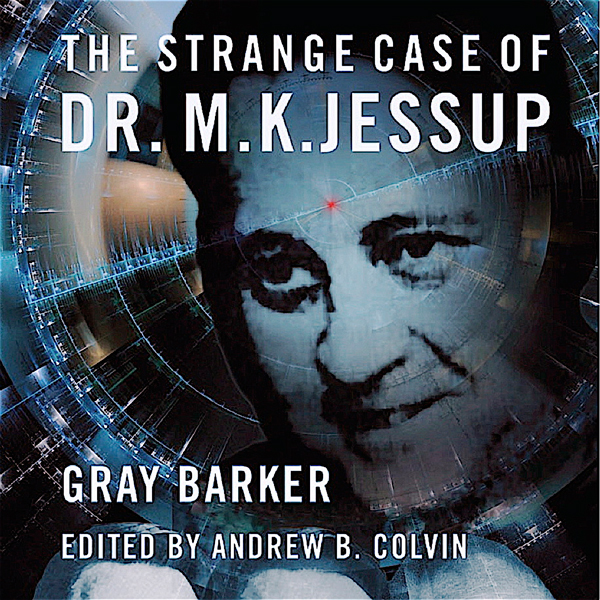 The Strange Case of Dr. M.K. Jessup , Hörbuch, ...