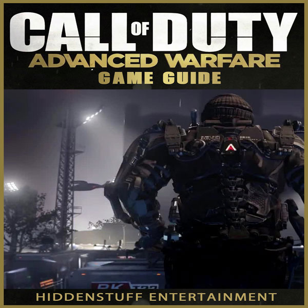 Call of Duty Advanced Warfare Game Guide , Hörb...